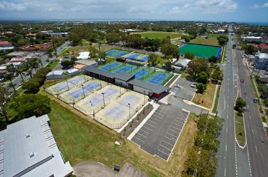 Redcliffe Tennis Centre Redevelopment