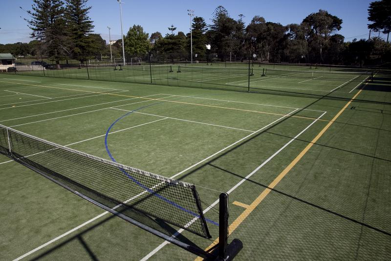 albert-park-tennis-centre