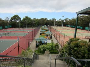 Wakehurst Tennis Centre