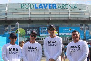 Max Tennis Coaching Team